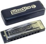 Hohner Silver Star Harmonica - $10 with FREE POST - 50% OFF