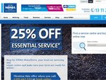 [NSW / ACT] NRMA MotorServe: 25% OFF an 'Essential Service'