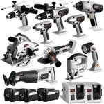 $1098 Renegade Industrial Tools Package