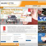 CHRISTMAS SPECIAL on Murcotts Safe Driving Programs- Specific Dates in Dec & Jan Nationwide $195