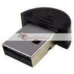 Super Mini Bluetooth 2.0 USB Adapter Dongle Black $1.5 Shipped