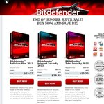 BitDefender 2013 75% OFF All Product