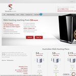 $0.50 for 1 Year of Australian Web Hosting, with True 24/7 Phone Support