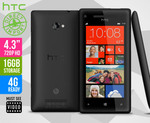 HTC 8X 4G LTE Windows Phone - $315 Shipped @ COTD