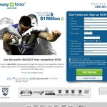2x Free General Admission Tickets for Bulldogs Vs. Broncos with Every Easy-Forex Trading Account
