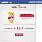 KFC Free Large Chips (FB Required)