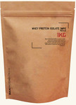 Whey Protein Isolate (WPI) Flavoured or Pure 500g - $17.10 Delivered