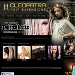 15% off All Hair Extensions at Cleopatra Hair Extensions