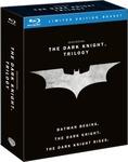 The Dark Knight Trilogy £14.99 + £0.99 Shipping at Zavvi (~AUD $28.84)