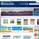 Pascal Press 20% off & Free Pencils with Every Order + $7.95 Delivery (Free for Orders over $50)