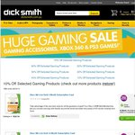 Dick Smith Gaming Clearance