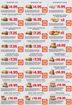 Hungry Jacks Vouchers - Valid till 12 August 2014 [NSW/VIC/WA/SA]
