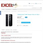 YAMAHA NS-F150B *Refurb* Speakers $200 PICK UP ONLY @ Excel Hi-Fi