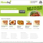 MENULOG 10% off Your Order with Code LETSFLY