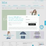 Mix Apparel - 30% off Voucher