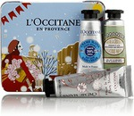 L'OCCITANE En Provence - Free Set of Handcream When You Spend over $30 Online
