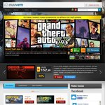 GTA V PC - $38.99 AUD (Non Steam) @ Nuuvem