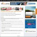 Tyresales Buy 3 Get 1 Free Promo