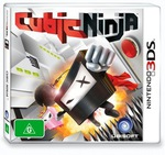 Cubic Ninja Game for Nintendo 3Ds, $68.88 + Free Shipping @ SellingOutSoon