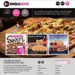 Large Classic Pizzas - $4.95 (Pickup) @ Eagle Boys