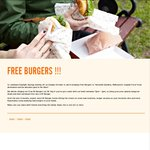 Free Burgers (Worth $10- $13), Oct. 4, 12PM-2PM @ Mr. Burger Food Truck [Yarraville Gardens, VIC]