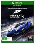 Xbox One: Forza Motorsport $49.97, Need for Speed $49.97 @ Microsoft Store
