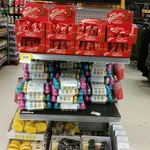 Easter Eggs - Carton 304g, Box 255g, Small Eggs 180g Pck and Others- $1 at Kmart Knox SC, VIC