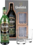 Glenfiddich 12 Scotch 700ml Gift Pack $67 (Cheaper than Actual 700ml Bottle) at Dan Murphy's