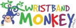 Wristband Monkey - Silicone Wristbands: Printed, Engraved and Embossed - Up to 70% off, Free Shipping & Free Artwork