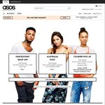 ASOS Free Returns until Further Notice