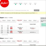 Return Flights to Colombo, Sri Lanka: from Sydney ($448), Melbourne ($443) or Perth ($370) @AirAsia