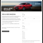 Win a Mazda6 Car (Valued at $50,616) from Opera Australia