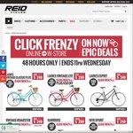 expired Reid Cycles Click Frenzy Bike Deals Plus Freebies - 10% off Road  Bikes 479ca0ae1