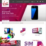 Upgrade Virgin Mobile $50 Plan for free