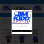 A League Soccer Shirts Starting from $9.95 with $15.00 Standard Shipping from Jim Kidd Sports