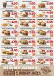 Hungry Jack's Vouchers - Valid until 1 May 2017