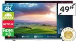 "Kogan 49"" Agora 4K Smart LED TV (Ultra HD) $509 + Shipping @ Kogan"