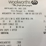 Philips LED MR16 5.5w 450l Cool White Globe - $2.50 (75% off) @ Woolworths