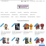 Every Item Discounted, EOFY Sale @ Popalicious Collectables, Standard Pops Now $13.50
