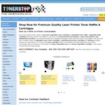 Tonerstop 15% off EOFY Sale Storewide on All Compatible Printer Products