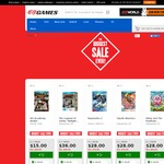 EB Games (Wii U Games) - Super Smash Bros $47, Bayonetta 2 $28, Super Mario 3D World $43 (eBay) + more