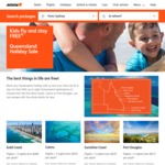Kids Fly & Stay Free at Queensland with Jetstar Airways (One Per Full Paying Adult)