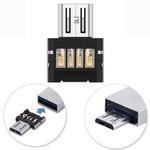 Micro USB OTG Converter US $0.15 (AU $0.20) Delivered @ AliExpress