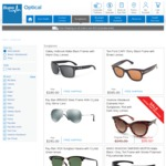Sunglasses from BUPA up to 75% off: Vivienne Westwood $99 (Was $345), Missoni MI817S $99 (Was $400)