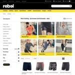 Rebel Sport: 25% off Men's Clothing