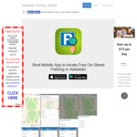 [SA] Free 20 Redeem Codes for Adelaide on-Street Parking Mobile App RRP $2.99 (iOS & Android)