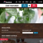 Free Upgrade to Edge Crust Pizza with Coupon @ Domino's