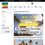Win a Byron Bay Luxury Retreat for 2 Worth $5,000 from Sportsgirl