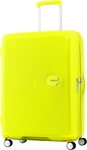 American Tourister Curio Spinner 80cm $135 / 69cm $119 (Yellow or Pink) @ Luggagegear.com.au