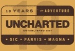 FREE Uncharted 10th Anniversary Theme Bundle for PS4